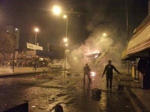 Foto aus Suez